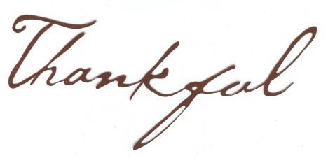 thankful-script